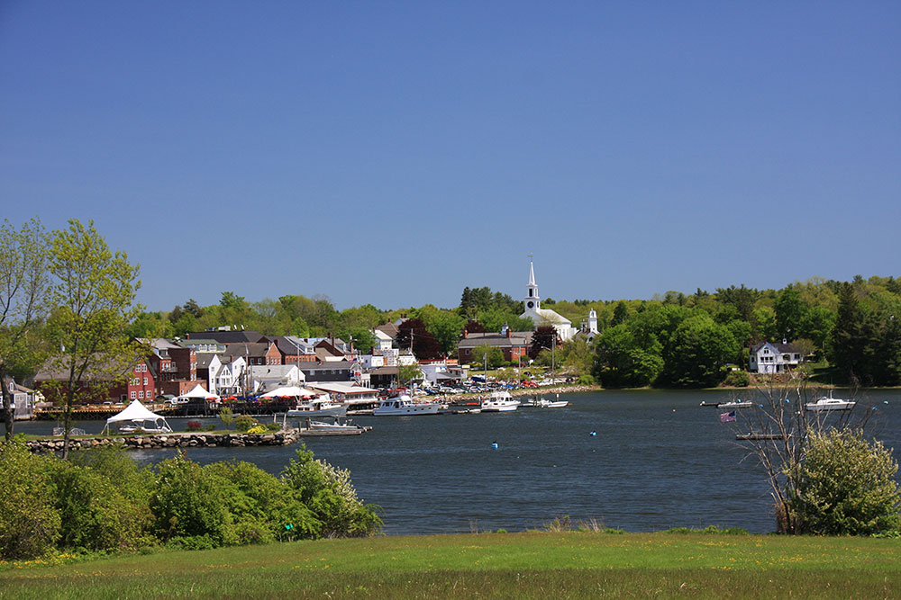Damariscotta, Maine - Home to Colby & Gale for more than 60 years.