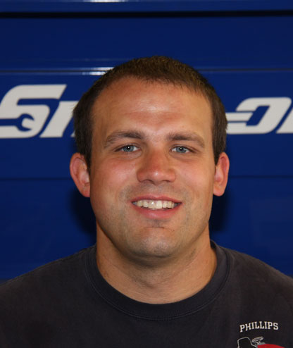 Deric Verney Large And Small Equipment Mechanic Colby