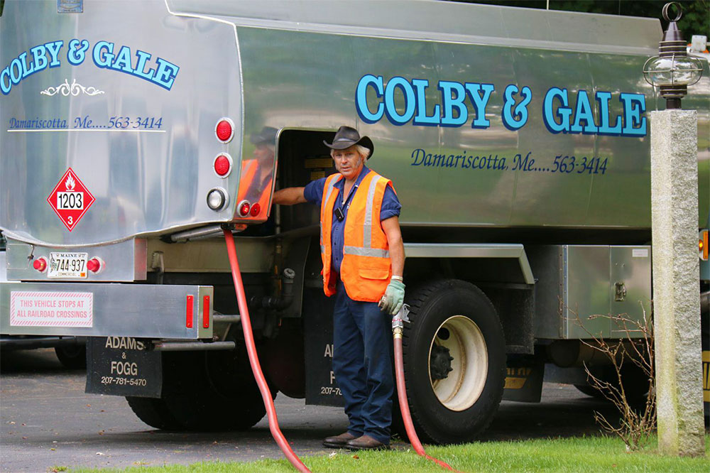heating oil colby gale