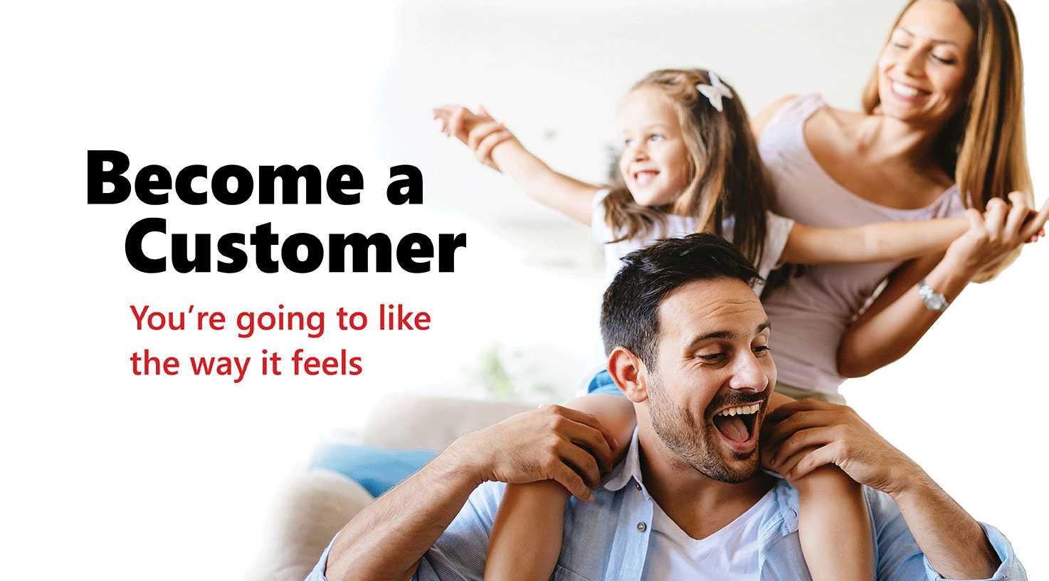 Become a new customer at Colby & Gale!